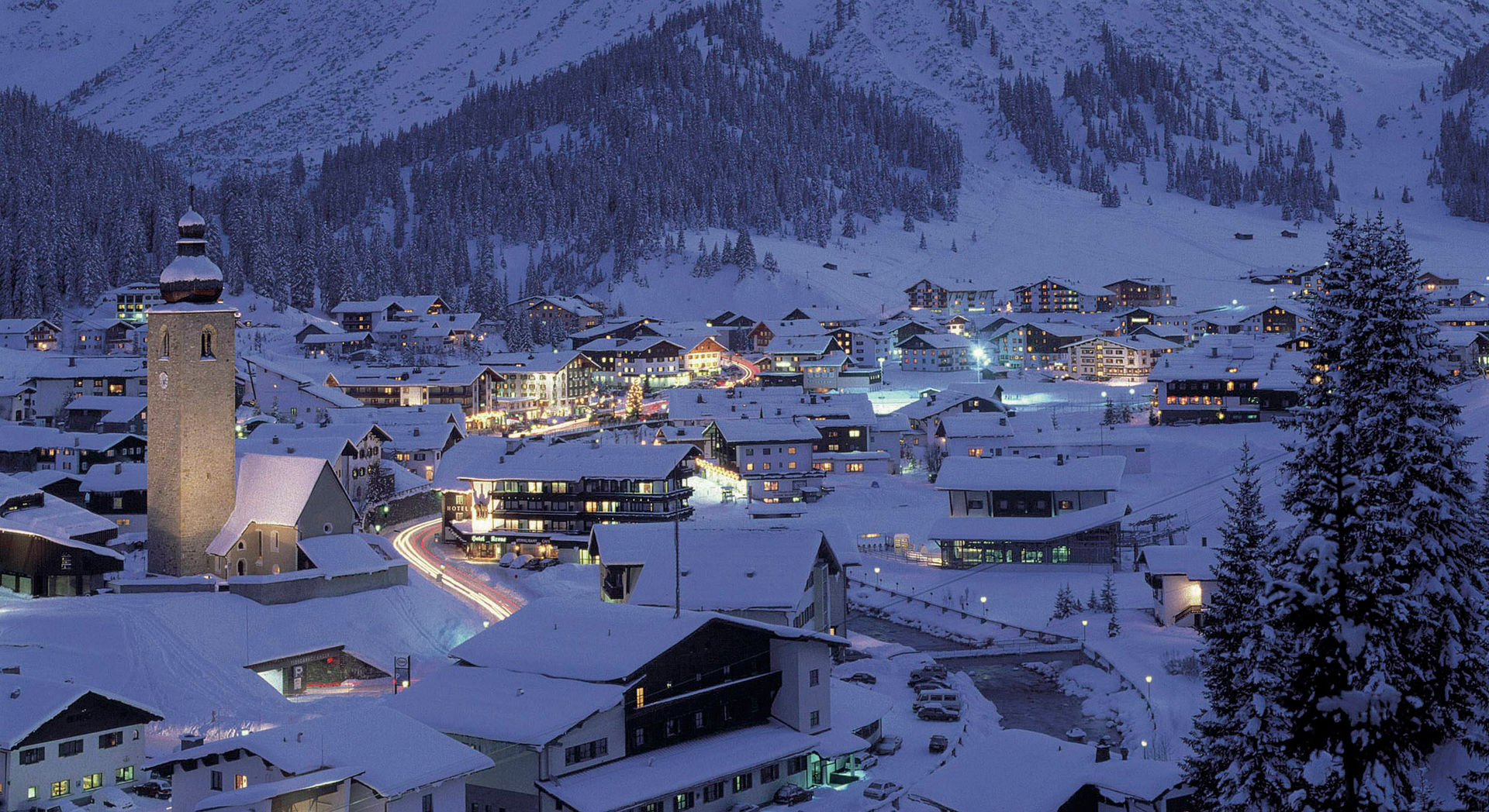Your Hotel In Lech For Unforgettable Winter Days