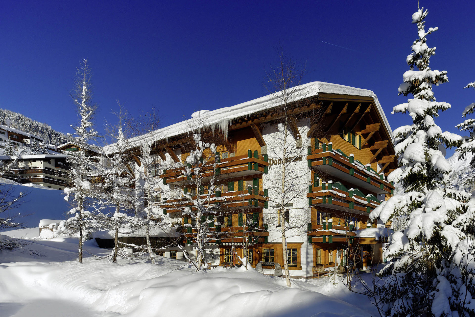 Hotel panorama in lech catalogue and price list for Hotel panorama